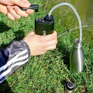 diercon tactical water microfilter